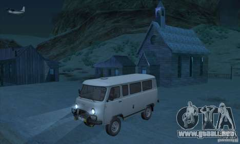 2206 UAZ para GTA San Andreas