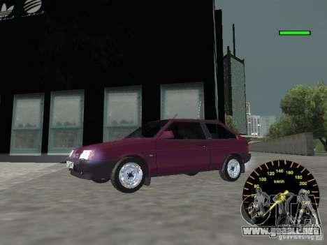VAZ 2108 clásico para GTA San Andreas