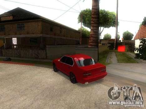 ENB-series 3 para GTA San Andreas segunda pantalla