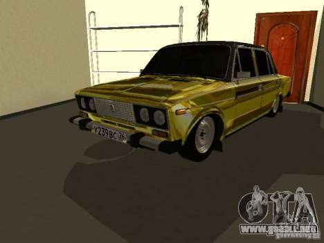 2106 Vaz (oro) para GTA San Andreas