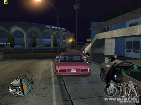 GTA IV  San andreas BETA para GTA San Andreas décimo de pantalla