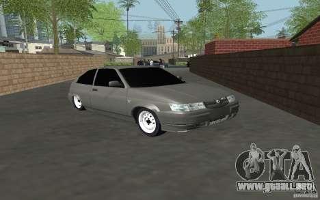 VAZ-2112 Coupe para GTA San Andreas