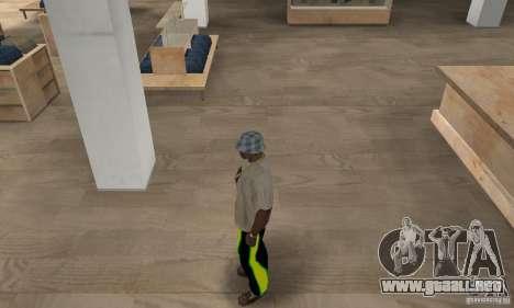 Pantalones para GTA San Andreas segunda pantalla