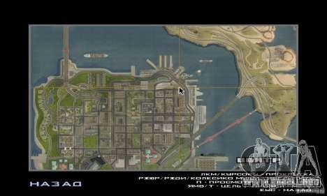 Otto Sport Car para GTA San Andreas séptima pantalla