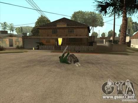 Parkour 40 mod para GTA San Andreas séptima pantalla