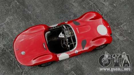 Maserati Tipo 60 Birdcage para GTA 4