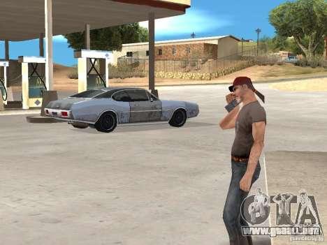Renovación de la aldea Al-Kebrados v1.0 para GTA San Andreas