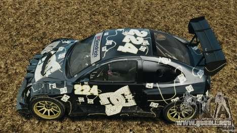 Colin McRae BFGoodrich Rallycross para GTA 4 visión correcta