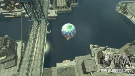Balloon Tours option 2 para GTA 4 Vista posterior izquierda