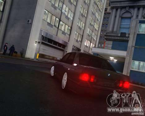 BMW M3 E30 para GTA 4 left
