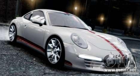 Porsche 911 (991) EPM para GTA 4