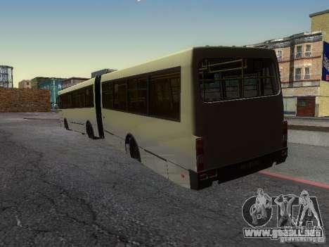 Laz-А291 para visión interna GTA San Andreas