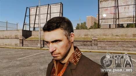 Sam Fisher v7 para GTA 4 segundos de pantalla