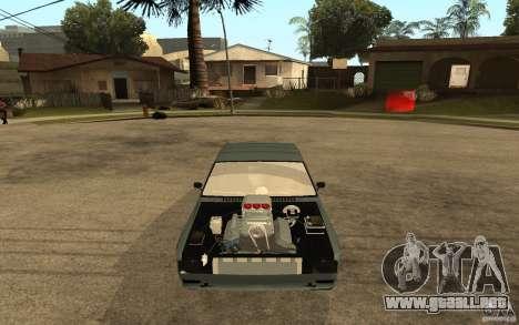 Chevrolet Cheville para la visión correcta GTA San Andreas