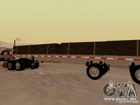 Trailer Artict1 para GTA San Andreas left