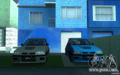 Nissan Pulsar GTI-R (RNN14) para GTA San Andreas left
