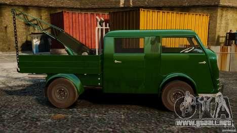 Tempo Matador 1952 para GTA 4 left