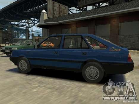 FSO Polonez Caro para GTA 4 visión correcta