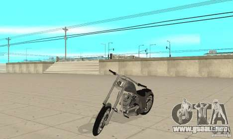 GTAIV Hellfury para GTA San Andreas