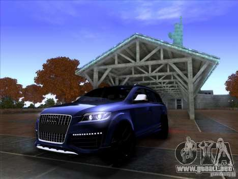 Realistic Graphics HD 2.0 para GTA San Andreas