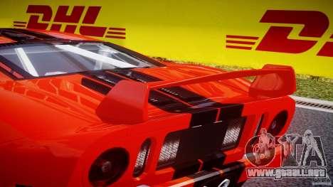 Ford GT 2006 v1.0 para GTA motor 4