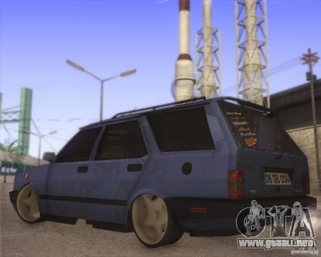 Tofas Kartal SLX para la visión correcta GTA San Andreas