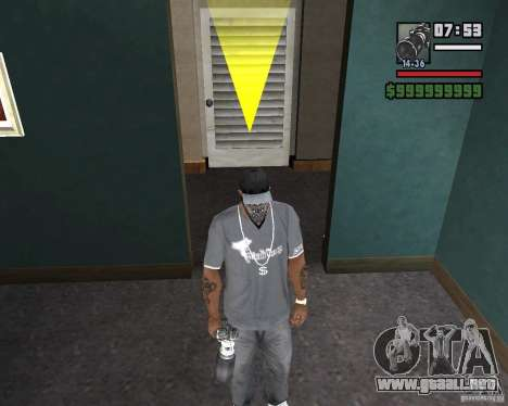Cámara para GTA San Andreas