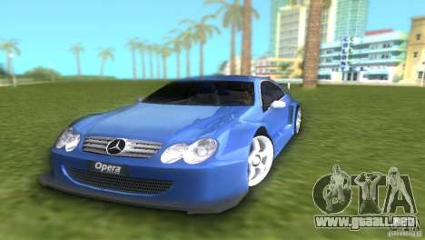 Mercedes-Benz CLK500 C209 para GTA Vice City