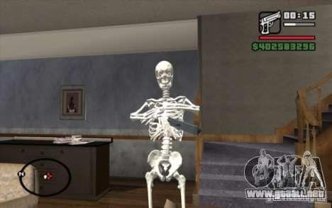 Reemplazo de un traidor a la patria. para GTA San Andreas segunda pantalla