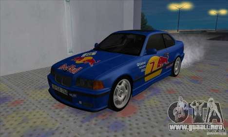 BMW M3 E36 para vista inferior GTA San Andreas