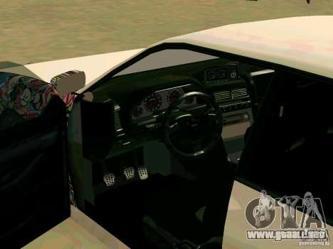New Sultan v1.0 para vista inferior GTA San Andreas