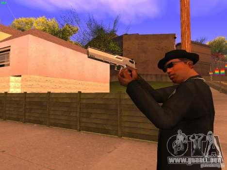 TeK Weapon Pack para GTA San Andreas quinta pantalla