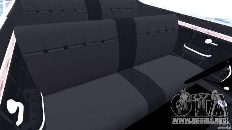Chevrolet Opala Gran Luxo para GTA 4 vista interior