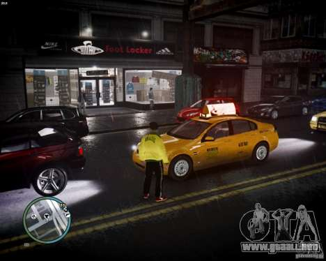 Foot Locker Shop v0.1 para GTA 4 quinta pantalla