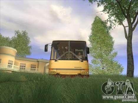 Ikarus 260 32P para visión interna GTA San Andreas