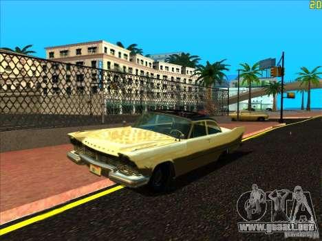 ENBSeries v1.6 para GTA San Andreas sexta pantalla