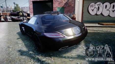 Mercedes-Benz SLS AMG 2010 [EPM] para GTA 4 visión correcta
