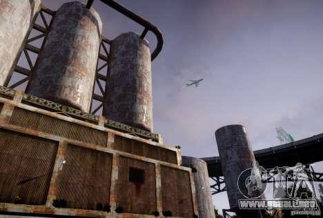 Youxiang Mixed ENB v 2.1 para GTA 4 quinta pantalla