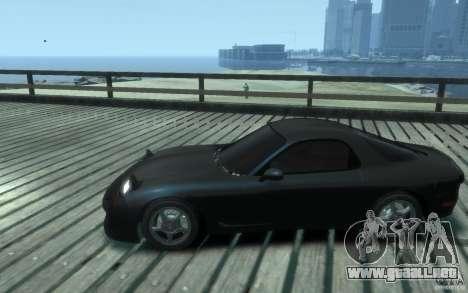 Mazda RX-7 v1 para GTA 4 left