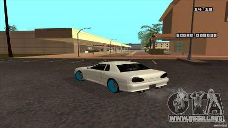Drift Elegy by KaLaSh para GTA San Andreas left