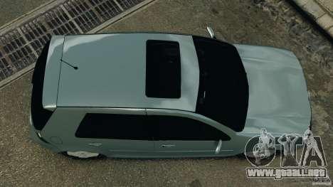 Volkswagen Golf Sportline 2011 para GTA 4 visión correcta