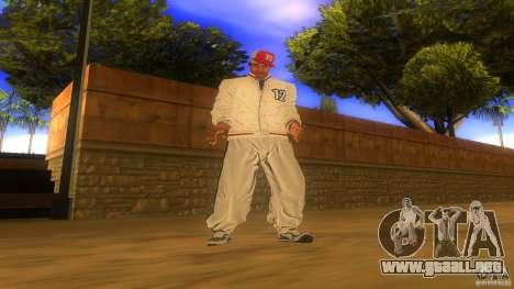 BrakeDance mod para GTA San Andreas quinta pantalla