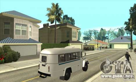 Kavz-39766 para la visión correcta GTA San Andreas
