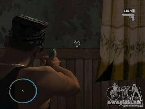 Cámara de GTA IV 1.0 para GTA San Andreas segunda pantalla