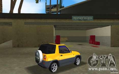 Toyota RAV4 L 1994 para GTA Vice City visión correcta