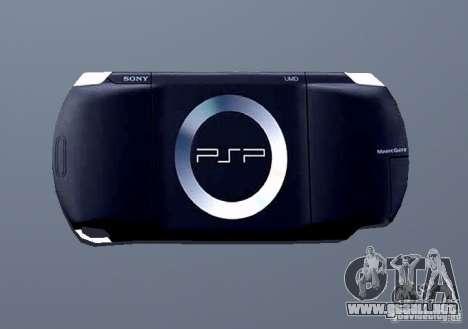 PSP Remote Explosive Pack para GTA San Andreas segunda pantalla
