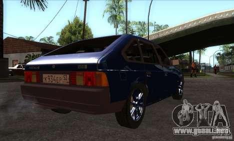 2141 AZLK personas edición para la visión correcta GTA San Andreas