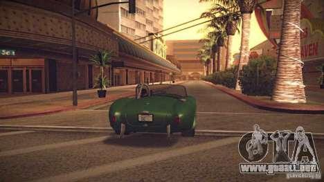 ENB v2 by Tinrion para GTA San Andreas tercera pantalla