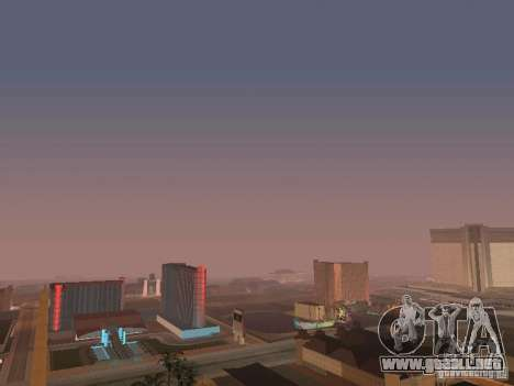 Configuración de Timecyc v 2.0 para GTA San Andreas sexta pantalla