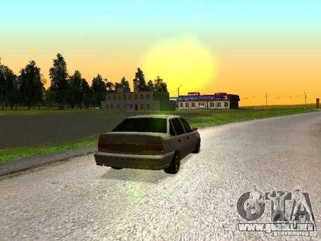 Daewoo Nexia para la visión correcta GTA San Andreas